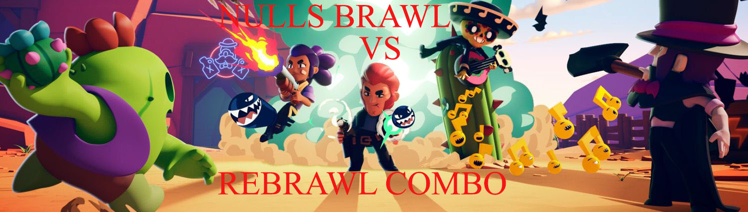 Nulls Brawl, ReBrawl Private servers Brawl Stars