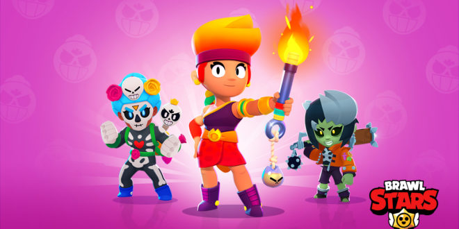 DOWNLOAD LATEST BRAWL STARS 30.231 WITH AMBER