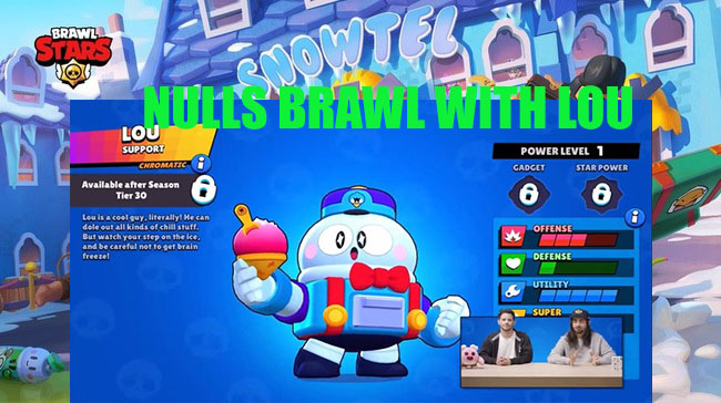 Download Nulls Brawl 31.81 with new brawler – LOU
