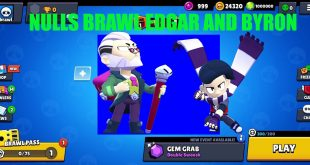Download Nulls Brawl with new brawlers – BYRON & EDGAR