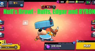 Download alpha of Nulls Brawl with RUFFS, EDGAR & BYRON + Skins