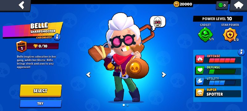 DOWNLOAD NULLS BRAWL 35.139 with NEW BRAWLERS Belle and Squeak