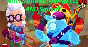 DOWNLOAD NULLS BRAWL with NEW BRAWLERS Belle and Squeak